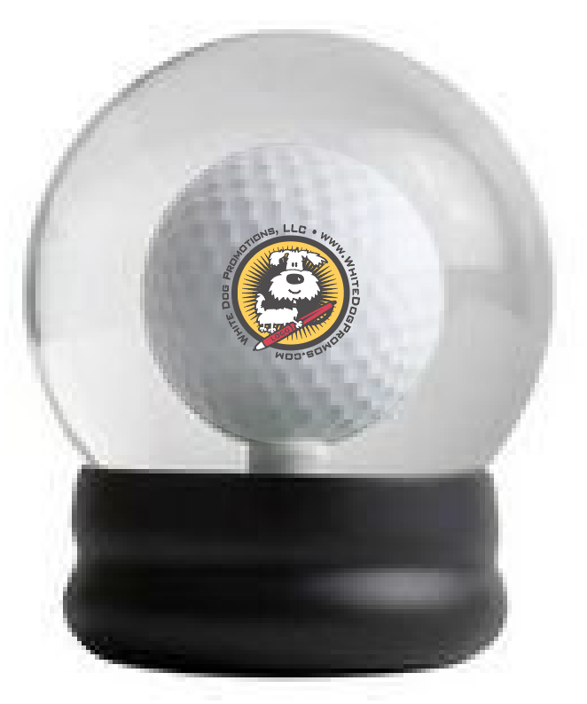 It's BACK!! The best Golf Globe Game on the market! FREE with $899 Golf Tournament order!