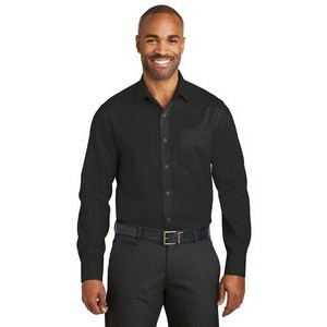Red House® Men's Slim Fit Non-Iron Twill Shirts