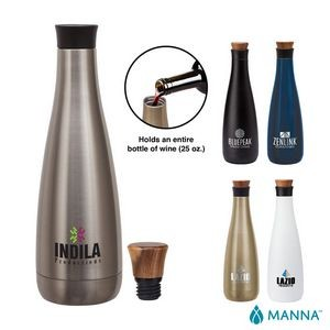 Manna 25 oz. Carafe Steel Bottle