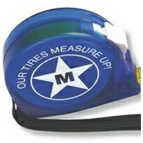 10' Translucent Tape Measure