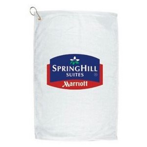 "16"" x 25"" Golf Towel"