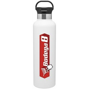 24oz H2go Ascent Bottle (Matte White)