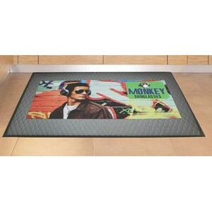 2'x3' Cushion Max™ Impressions Indoor Anti Fatigue Logo Mat