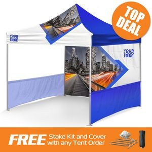 Ultimate Tent Bundle With Wall & Rail skirts